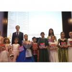 庆祝国际儿童节古典音乐会于北京俄罗斯文化中心上演 В РКЦ в Пекине состоялся концерт классической музыки, посвященный Международному дню защиты детей