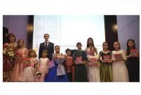 Общее фото исполнителей проекта «Русская филармония»