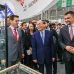 第六届中国-俄罗斯博览会于哈尔滨开幕 В Харбине (КНР) открылось VI Российско-Китайское ЭКСПО.