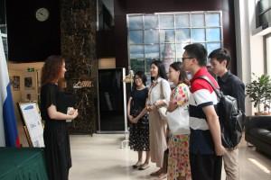 Студенты Университета Цинхуа 清华大学学生