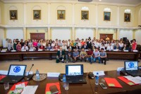 Участники Форума 6.论坛参与者