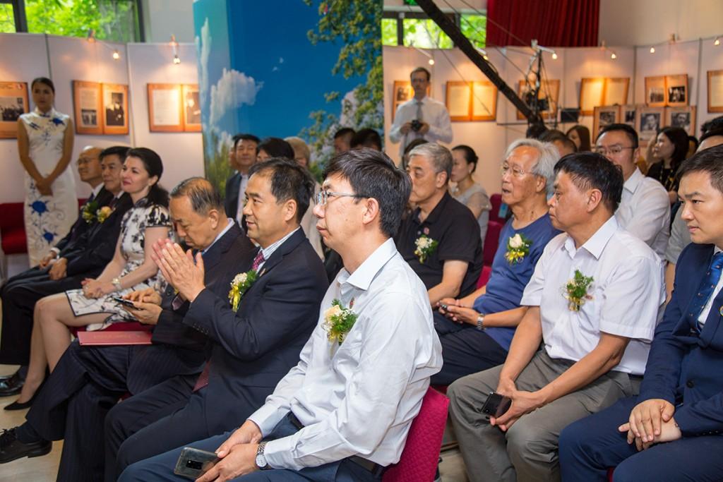 Гости и участники форума по обмену нематериальным культурным наследием