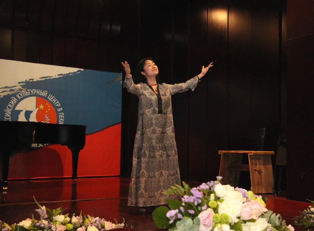 歌曲《一杯美酒》,演唱者:柴维 Чай Вэй с песней «Бокал вина»