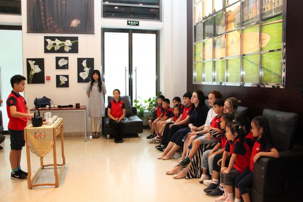 Чайная церемония эпохи династии Сун