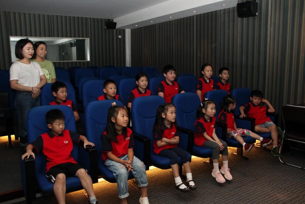 Зрители во время презентации