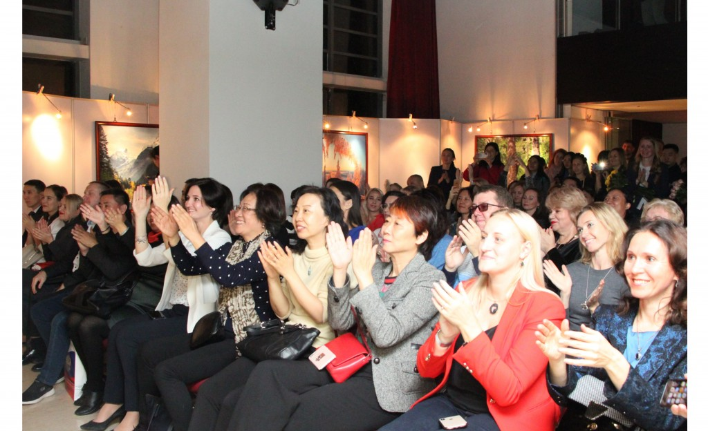 Зрители концерта «Пой со мной»