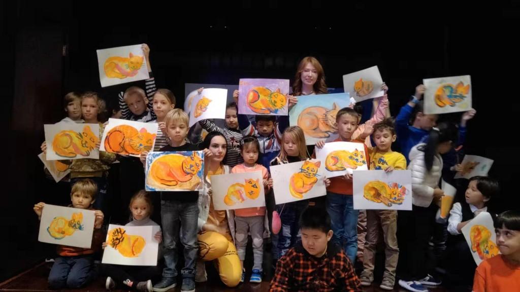 Фото молодых художников
