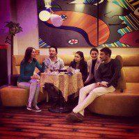 Участники Русского клуба в Пекине обсуждают фильм