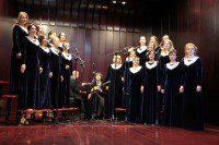 Хор соотечественников «Катюша» исполняет произведение А.Бородина