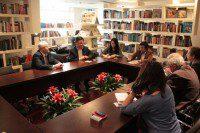 Директор РКЦ Виктор Коннов рассказывает о проектах Россотрудничества