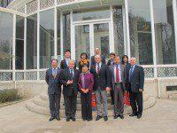 Фото участников встречи на память