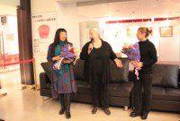 Татьяна Уржумцева представляет переводчицу Чжу Хунцинь и мать художника Ло Си