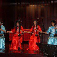 Китайские участники Фестиваля