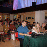 Жюри и зрители международного конкурса