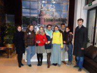 Участники семинара творческого мышления