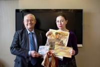 Встреча с руководством Русского клуба в Харбине