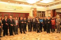 Участники торжественного мероприятия| 庆祝活动的参与者