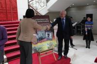 展览开幕式 - Церемония открытия выставки