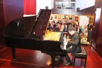 На сцене РКЦ – юный китайский пианист Джонатан Цуй
