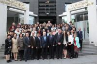 Участники международной конференции в Российском культурном центре