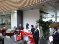 Открытие памятника Николаю Островскому|尼古拉.奥斯特洛夫斯基雕像揭幕