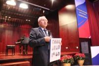 Виктор Коннов рассказывает о юбилее Россотрудничества