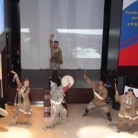 Выступление Якутского театра юного зрителя