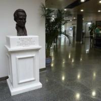 Памятник Н.А.Островскому в Университете Цинхуа