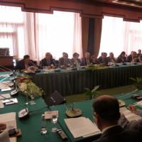 Участники секционного заседания Форума