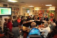 Участники российско-китайского семинара «Образование в школах России и Китая на современном этапе»
