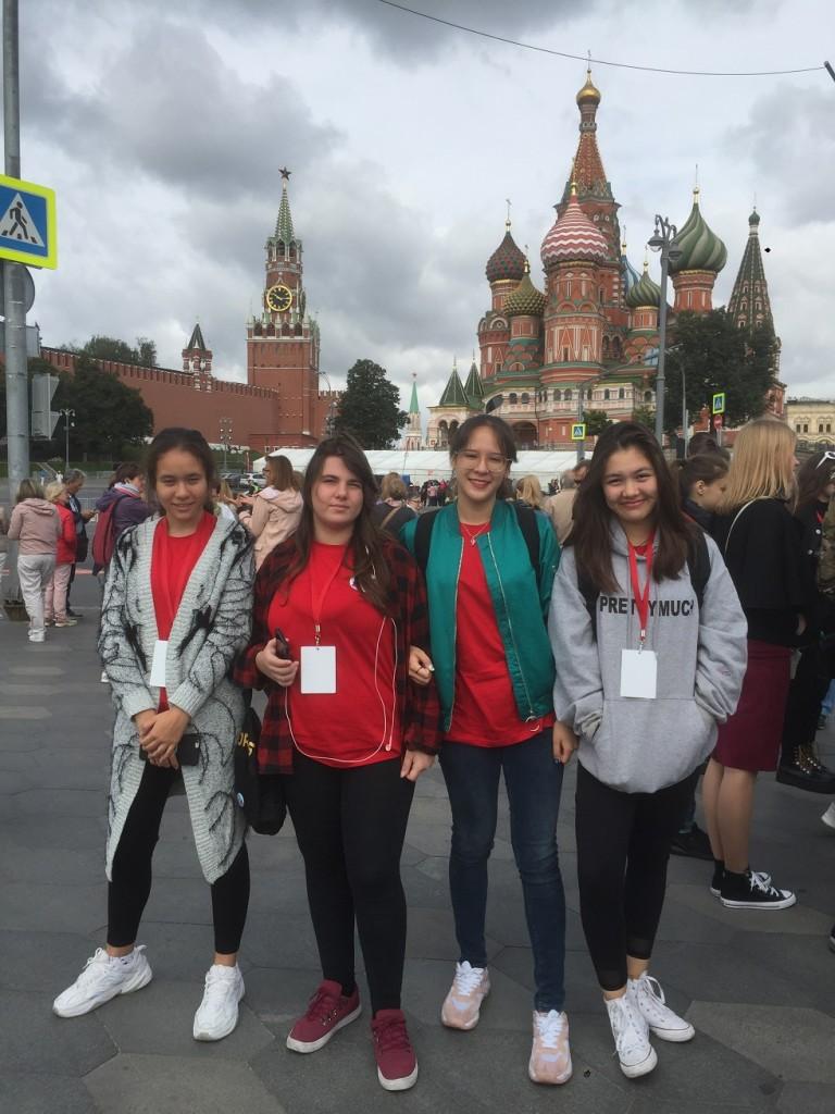 Экскурсия на Красной площади