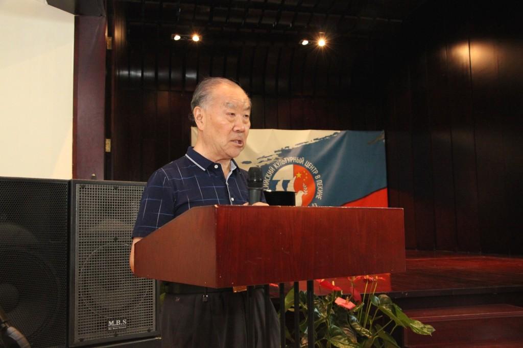 Заместителя генерального секретаря Ассоциации китайских ветеранов Сунь Хуэйцзюня