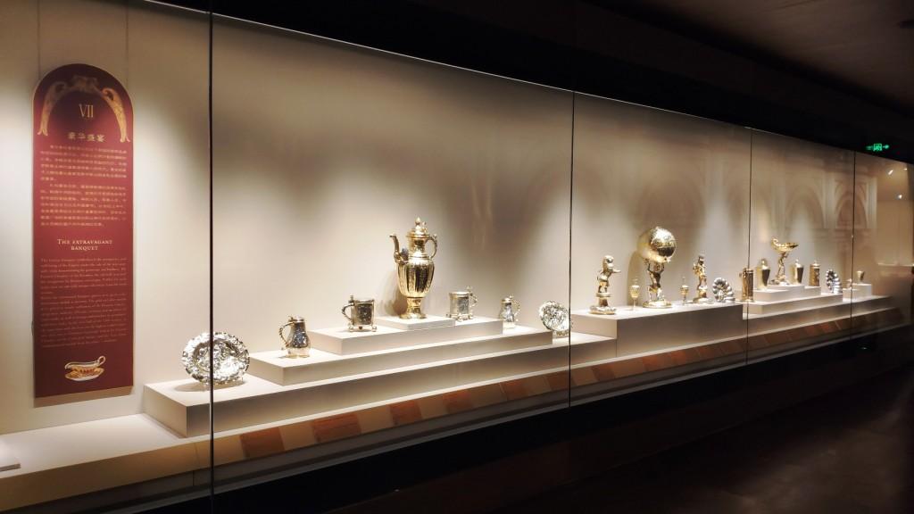 Экспонаты выставки
